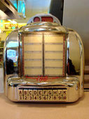 Juke Box — Stock Photo