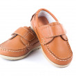 Brown shoes — Stock Photo #11530079