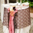 Wedding table — Stock Photo #11436761