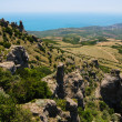 Stock Photo: Mountain plateau, Crimea, Ukraine