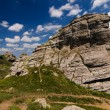 Mountain plateau, Crimea, Ukraine — Stock Photo