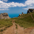 Mountain plateau, Crimea, Ukraine — Stock Photo #11490965