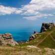 Mountain plateau, Crimea, Ukraine — Stock Photo #11491000
