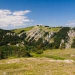Mountain plateau, Crimea, Ukraine — Stock Photo #11491157