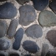 Old cobblestones — Stock Photo
