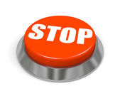 Button STOP — Stock Photo