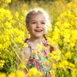 Charming little girl — Stock Photo #10853971