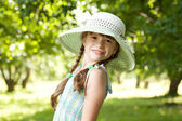 Charming girl — Stock Photo