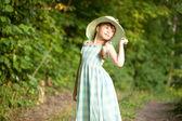Garota linda — Foto Stock