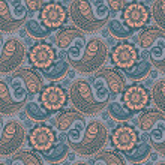 Seamless elegant paisley pattern — Stock Vector #10910271