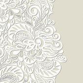 Vintage seamless wallpaper background — Stock Vector