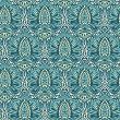 Royalty-Free Stock Imagen vectorial: Seamless elegant floral pattern