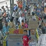 Delhi Station — Stock Photo #10749205