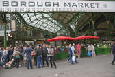 Borough Market — Stock Photo