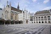 Guildhall and Art Gallery — Stock Photo