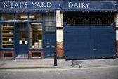 Neal's Yard Dairy — Foto de Stock