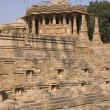 Stock Photo: Ancient Hindu Temple at Modhera, India