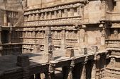 Ancient Step Well — Stock Photo