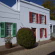Cape Dutch Architecture — Stockfoto