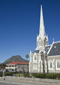 Historic Church in Graaff-Reinet — Stock Photo