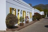 South African Cape Dutch Architecture — Stock Photo