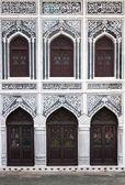 Symmetry of Islamic Architecture — Stock Photo