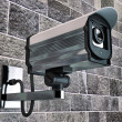 Royalty-Free Stock Photo: Security camera