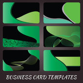 Business-card-templates-5 — Stock Vector