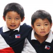 Filipino Brothers — Stock Photo