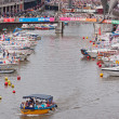 Bristol Harbour Festival Scene 2 — Stock Photo