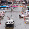 Bristol Harbour Festival Scene 1 — Stock Photo