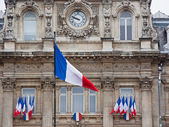 Flags for Bastille Day — Stock Photo