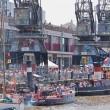 Stock Photo: Festival Quayside