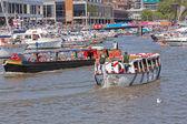Festival Ferries — Stock Photo