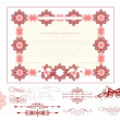 Certificate or coupon - Image vectorielle