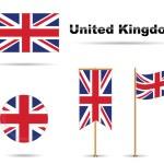 Uk flag — Stock Photo #11838638
