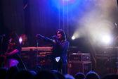Joe Lynn Turner band — Stock Photo