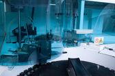 Laboratório de análise de equipamentos — Fotografia Stock