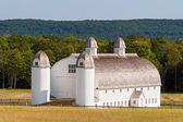 Historic DH Day Farm Barn — Stock Photo