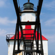 Lighthouse and Catwalk — Stock Photo #12006928