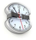 时间概念 — 图库照片