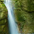 Closeup waterfall — Stock Photo