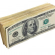 Pack of americdollars — Foto Stock #11541394