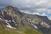 Rocky mountain ridge — Stock fotografie