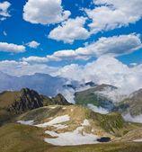 Mountain country caucasus russia — Stock Photo