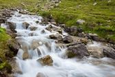 River in a mountains — Stock Photo