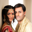 Beautiful Indian Couple — Stock Photo #10835403