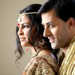 Beautiful Indian Couple — Stock Photo