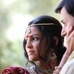 Beautiful Indian Couple — Stock Photo #10835676