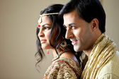 Beautiful Indian Couple — Foto de Stock